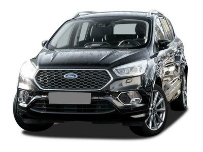 gebraucht Ford Kuga KugaVignale1.5 EcoBoost 1.Hand*Unfallfrei*Navi.