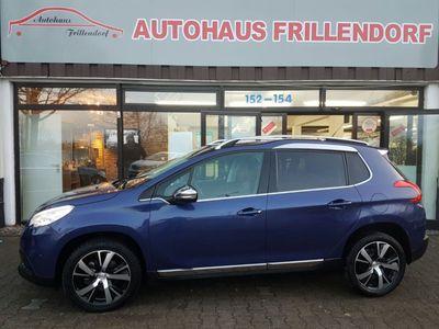 gebraucht Peugeot 2008 e-HDi FAP 115 STOP & START Allure NAVI / PA