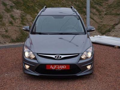 gebraucht Hyundai i30 cw 1.6 CRDi AAC AHK SHZ NSW ALU Regensensor
