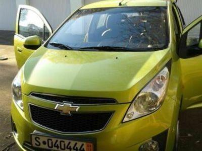 gebraucht Chevrolet Spark 1.0 LS Klima EV ZV Garagen...