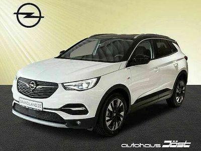 gebraucht Opel Grandland X Ultimate 1.2 -inkl. 3 Inspektionen
