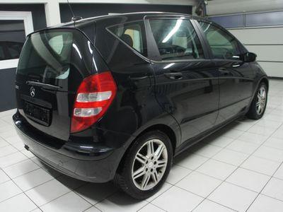 gebraucht Mercedes A170 - Edition 10 - Klima - EU4 - 8-fach - ZV