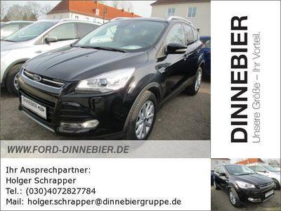 gebraucht Ford Kuga Titanium Gebrauchtwagen, bei Autohaus Dinnebier GmbH