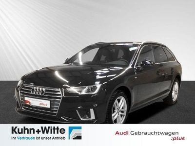 gebraucht Audi A4 Avant Sport 40 TFSI *SLine Ext.,STronic,Side Assist*