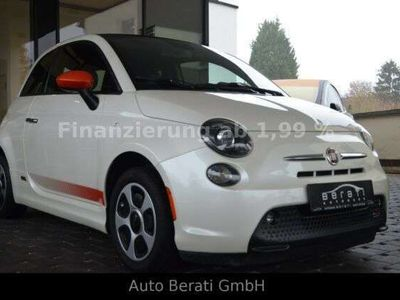 gebraucht Fiat 500e California Panorama PDC Batterie24 kWh inkl als Kleinwagen in Ludwigshafen