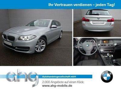 gebraucht BMW 518 d Touring Navi Business Klimaaut. PDC HIFI