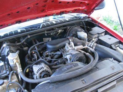 gebraucht Chevrolet S10 Pick Up, V6, 4,3l LKW zul.