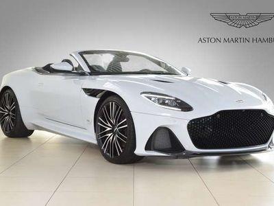 gebraucht Aston Martin DBS Superleggera Volante - Hamburg