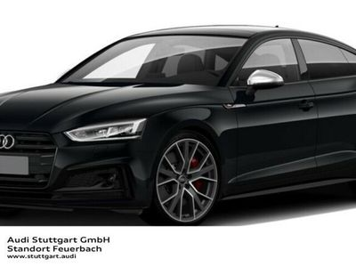 gebraucht Audi S5 Sportback TDI 255(347) kW(PS) tiptronic ACC schwarz-schwarz-felsgrau/schwarz-schwarz/schwarz/schwarz