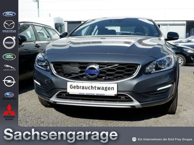 gebraucht Volvo S60 CC Cross Country D4 Geartronic ProStandhzg. A