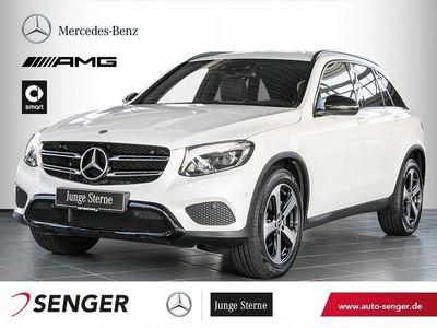 gebraucht Mercedes GLC300 4M*AMG*Exclusive*Night*LED*Navi*PTS*DAB*