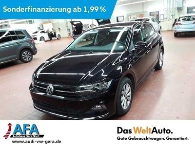 gebraucht VW Polo 1,0 TSI Highline Act.Info*Navi*Wireless RSE