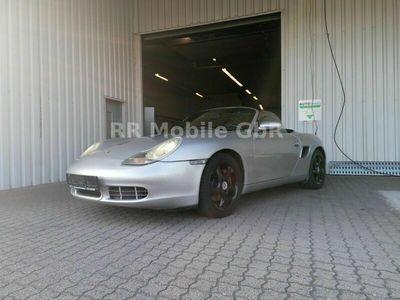 gebraucht Porsche Boxster S als Cabrio/Roadster in Emsdetten