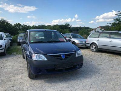 """gebraucht Dacia Logan 1.4 MPI Ambiance,Tüv-8.2020,""""""""121.000KM"""""""""""
