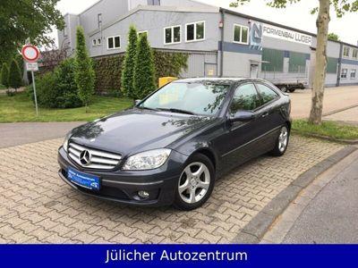 gebraucht Mercedes CLC180 Kompressor / Aut. / Scheckh./FzNr.1