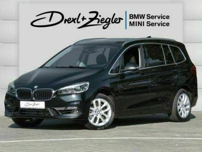 gebraucht BMW 220 Gran Tourer i 7-Sitz Advantage Navi Kamera LED