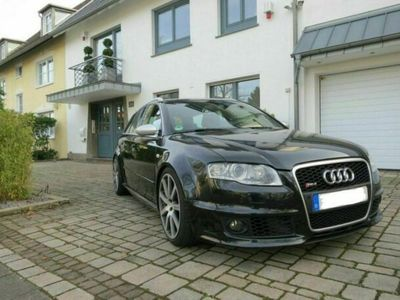 gebraucht Audi RS4 B7, Kombilimousine, 420 PS, Schwarz
