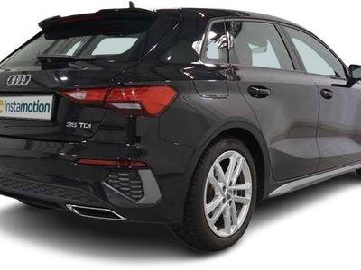 gebraucht Audi A3 Sportback A3 35 TDI S line ACCNaviHead-up