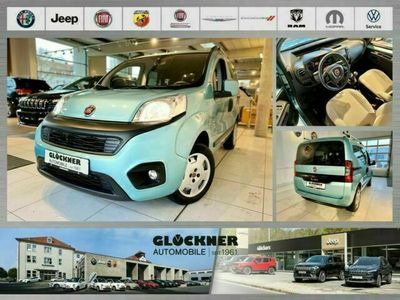 gebraucht Fiat Qubo LOUNGE 1.4 8V 57KW (77PS)