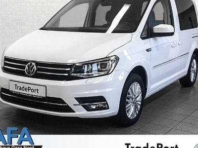 gebraucht VW Caddy 2,0 TDI Highline DSG Xenon,Navi,ACC