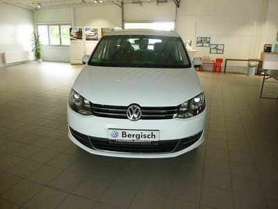 gebraucht VW Sharan Highline BMT TDI DSG