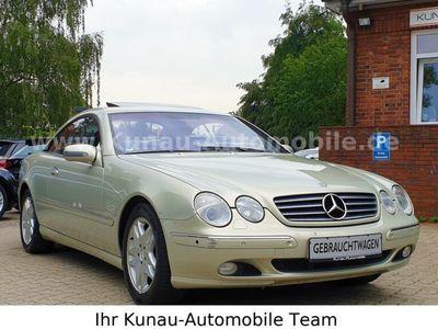 gebraucht Mercedes CL500 1.HAND/SH GEPFLEGT/SOFTCLOSE/BELÜFT.SITZE