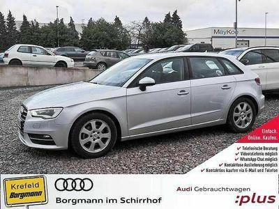 gebraucht Audi A3 Neu 2.0 TDI Navigation Xenon Einparkhilfe plus KLIMA ALU