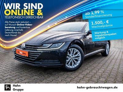 gebraucht VW Arteon 1.5TSI Basis AHK Navi Climatr Tempm