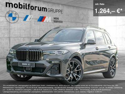 gebraucht BMW X7 xDrive40d M Sport