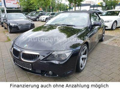gebraucht BMW 630 Cabriolet Baureihe 6 630i