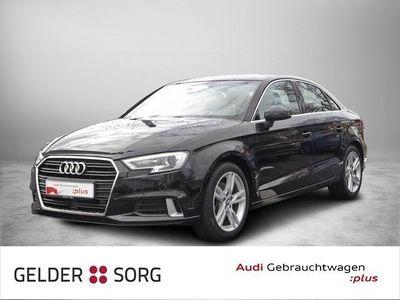 gebraucht Audi A3 Limousine Sport Lim. 35 TDI *Navi+*DAB*Sound*Xenon*