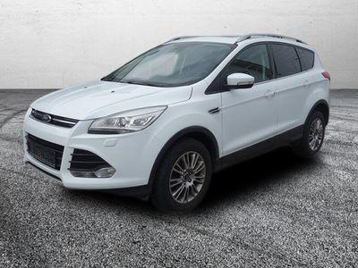 gebraucht Ford Kuga 2,0l TDCI Titanium Panorama, Leder, Navi, Sitzheizung,
