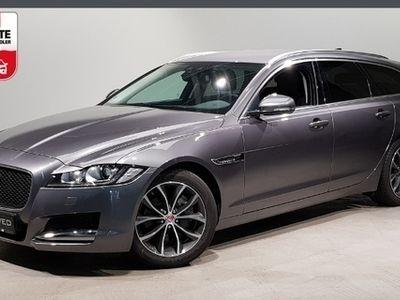 gebraucht Jaguar XF Sportbrake 25d AWD Prestige*TOTER-WINKEL*