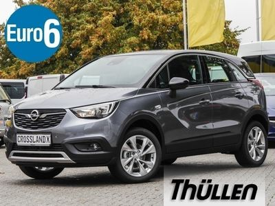 gebraucht Opel Crossland X Innovation 1.2 (Klima Einparkhilfe)