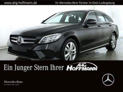 gebraucht Mercedes C180 T Avantgarde+LED+Comand+Burm.+Spur+Easy-P.