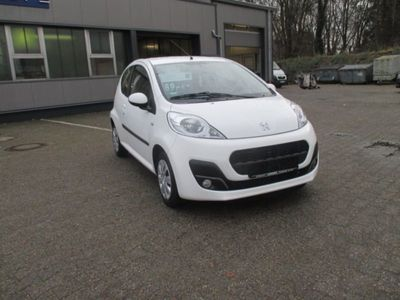 gebraucht Peugeot 107 Active -KLIMA+ABS+ESP+RCD-