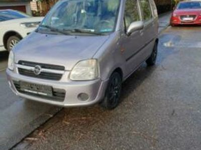gebraucht Opel Agila 1.2 Benziner!