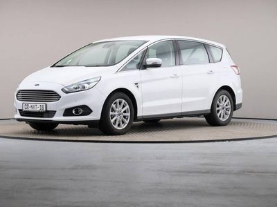 gebraucht Ford S-MAX 2.0 TDCi Titanium 7 Sitzer Navigation