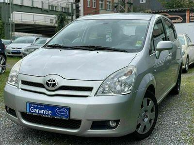 gebraucht Toyota Corolla Verso 1.6 SOL*1.HAND*TÜV*7-SITZ*KLIMA*