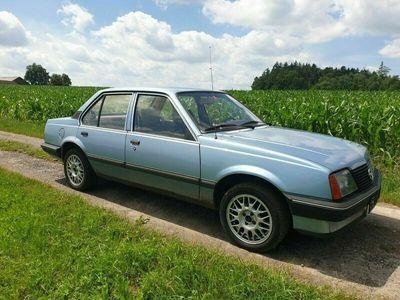 gebraucht Opel Ascona C LUXUS 1982 H-Kennzeichen