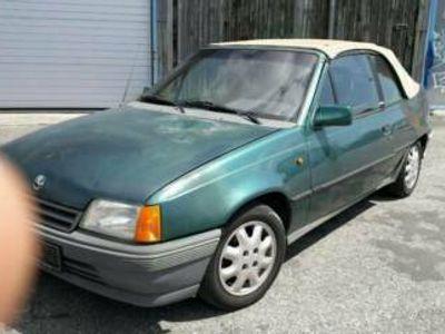 used Opel Kadett e Cabrio El Verdeck El Fensterheber...