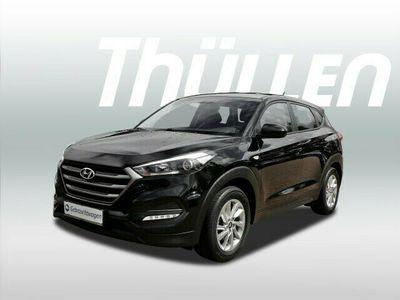 gebraucht Hyundai Tucson Classic Go 1.6 GDi AHK Klima Bluetooth WKR