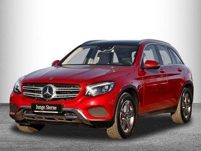 gebraucht Mercedes GLC350 e 4M *OFF-ROAD*LED*AHK*Pano*360°*Head-up