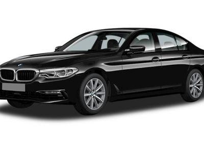 gebraucht BMW 530 d xDrive Limousine Sport Line B&W Surround -
