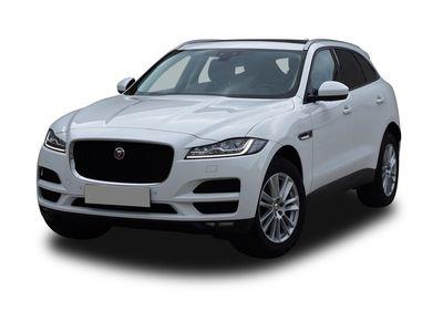 gebraucht Jaguar F-Pace 20d Auto. LED Kamera AHK Keyless