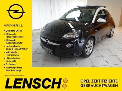 gebraucht Opel Adam 1.4 Open Air 120 Jahre PDC+SITZHZG+BT+USB | Hamburg