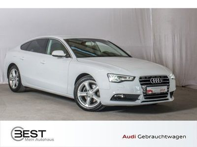 "used Audi A5 Sportback 2.0 TDI EU6 Navi+, Xenon+, PDC+, Shz, GRA, LM 17"""