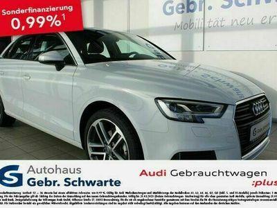 gebraucht Audi A3 Limousine design 30 TDI 85 kW (116 PS) Schaltgetriebe