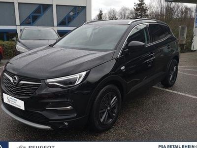gebraucht Opel Grandland X 120 Jahre 1.2 S/S*NAVI*EPH+KAMERA*LED*ALU17*