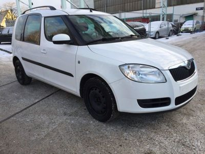 gebraucht Skoda Roomster Style Plus Edition/Klimatronic/PDC